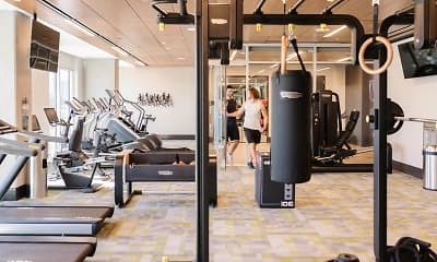 Fitness Weight Room, 1200 Broadway, 1