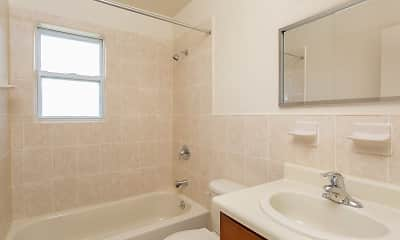 Bathroom, Westmount Village, 2