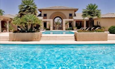 Pool, DR Property One, 0
