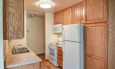 Kitchen, Canda Manor, 0