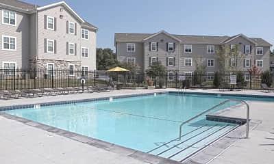 Pool, Woodland Park at Soldier Creek, 1