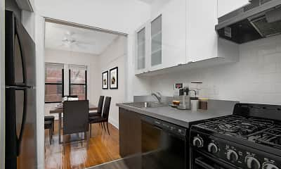 Kitchen, 634 W. Cornelia, 1