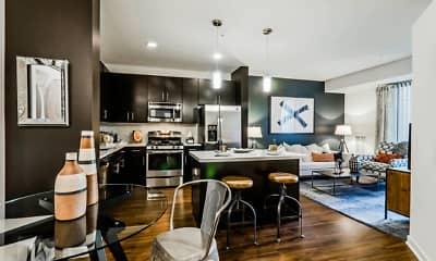 Kitchen, Tapestry Glenview, 1