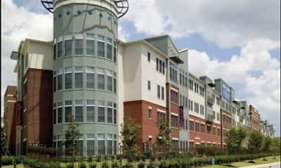 Building, Galleria Parc Apartments, 2