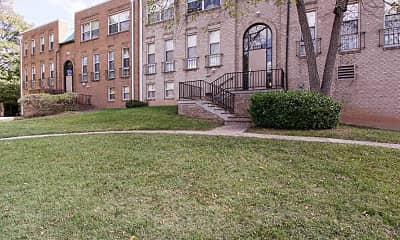 Building, Mayfair House Apartments, 0