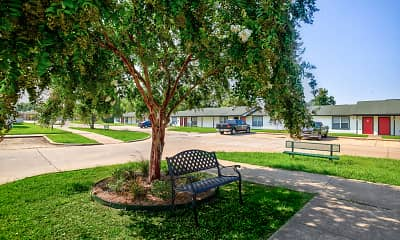 Recreation Area, Windsor Village Apartments, 1