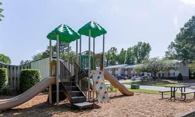 Playground, Signature Place, 2