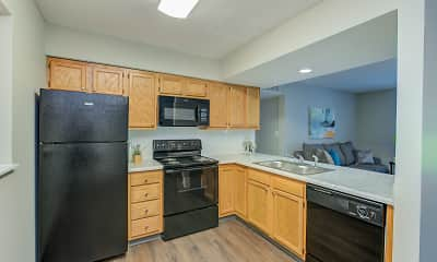 Kitchen, Hilltop Ridge, 0