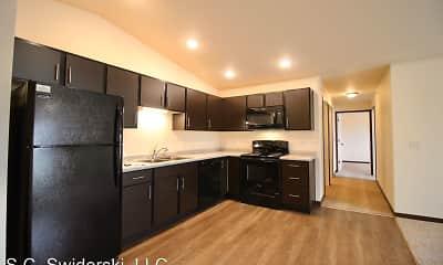 Kitchen, SCS Marshfield, 0
