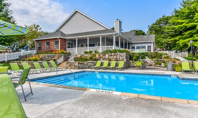 Pool, The Village At Wethersfield, 1