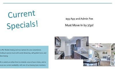 Prestonwood Apartment Homes, 2