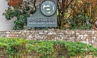 Community Signage, The Amberleigh, 2