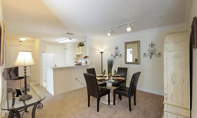 Dining Room, Sunset Lakes, 2