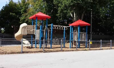 Playground, The Beechwood, 2