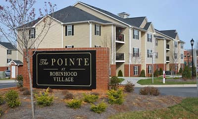 Building, The Pointe at Robinhood Village, 1