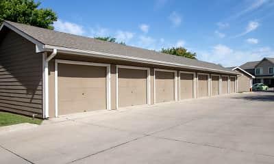 Building, Prairie West, 2