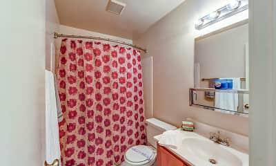 Bedroom, Riverwoods of Fredericksburg, 2