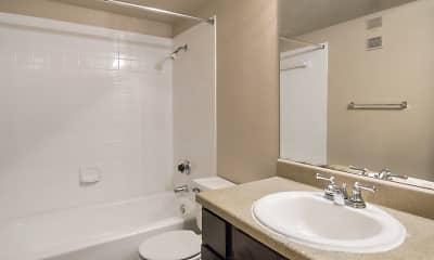 Bathroom, Laurels of Sendera, 2