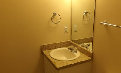Bathroom, Greenbriar, 2
