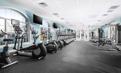 Fitness Weight Room, Pleasant View Gardens, 0