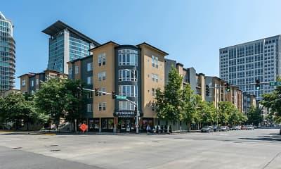 Building, City Square Bellevue, 0