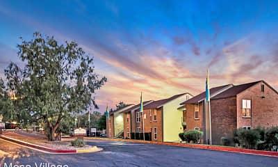 Building, Mesa Village, 1