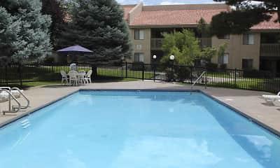 Pool, Rancho Verde, 1