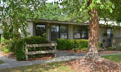 Building, Cedar Ridge, 1