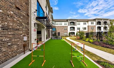 Recreation Area, Alleia Long Meadow Farms Apartments, 1