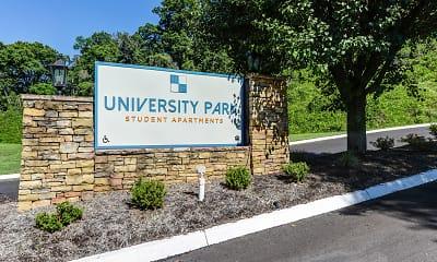 University Park Student Apartments, 2