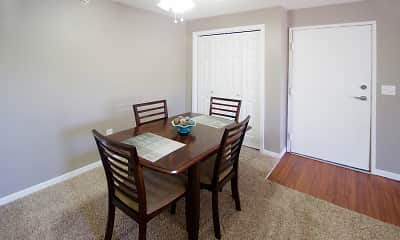Dining Room, Woodbury Heights, 2