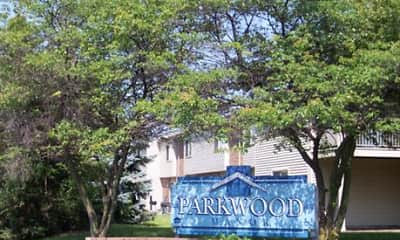 Community Signage, Parkwood Manor Apartments, 0