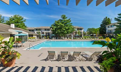 Pool, Regency Club Townhomes & Apartments, 0