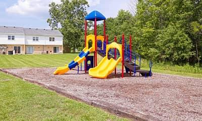 Playground, Dillsboro Townhomes, 1