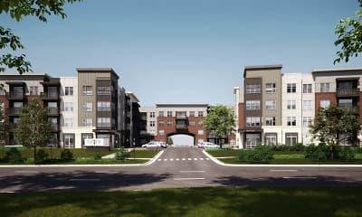 Building, Elevate Apartments, 2