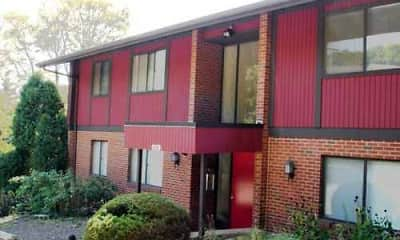 Building, Ebonhurst Apartments, 1