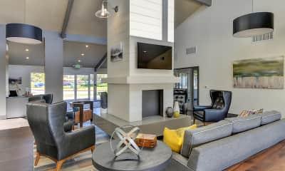 Living Room, Addison Ranch, 1