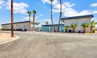Fremont Palms Apartments, 1