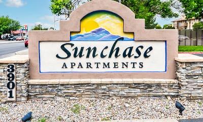 Community Signage, Sunchase, 1