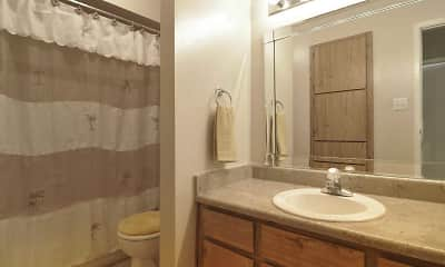 Bathroom, Sunrise At Atascocita, 2