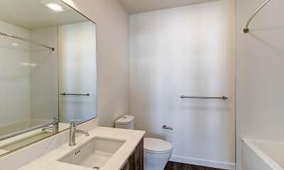 Bathroom, Nightingale, 2