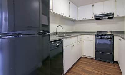 Kitchen, Arcadia On 49th, 1