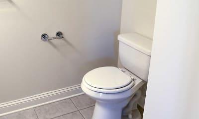 Bathroom, Columbus Commons, 2