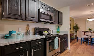 Kitchen, 150 Summit, 1