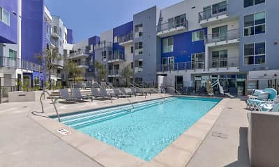 Pool, Upper Ivy Residences, 0