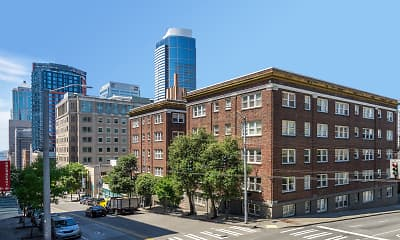 Building, John Winthrop, 2
