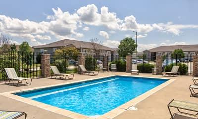 Pool, Remington Square, 0