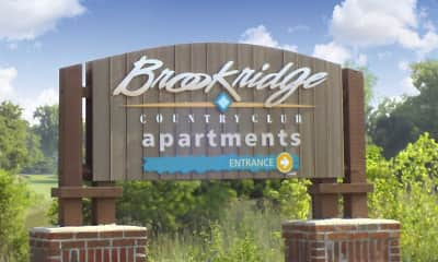 Landscaping, Brookridge Country Club Apartments, 2