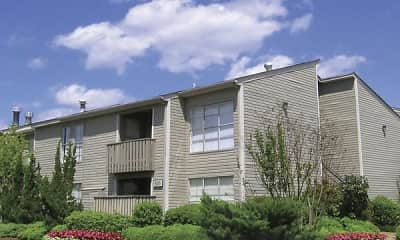 Building, Cedar Mill Apartments & Townhomes, 1