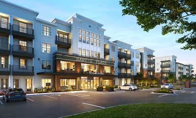 Building, Santos Flats Apartment Homes, 2